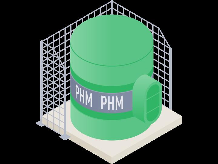 Ukázka funkcí modulu PHM řekne více o výhodách užití